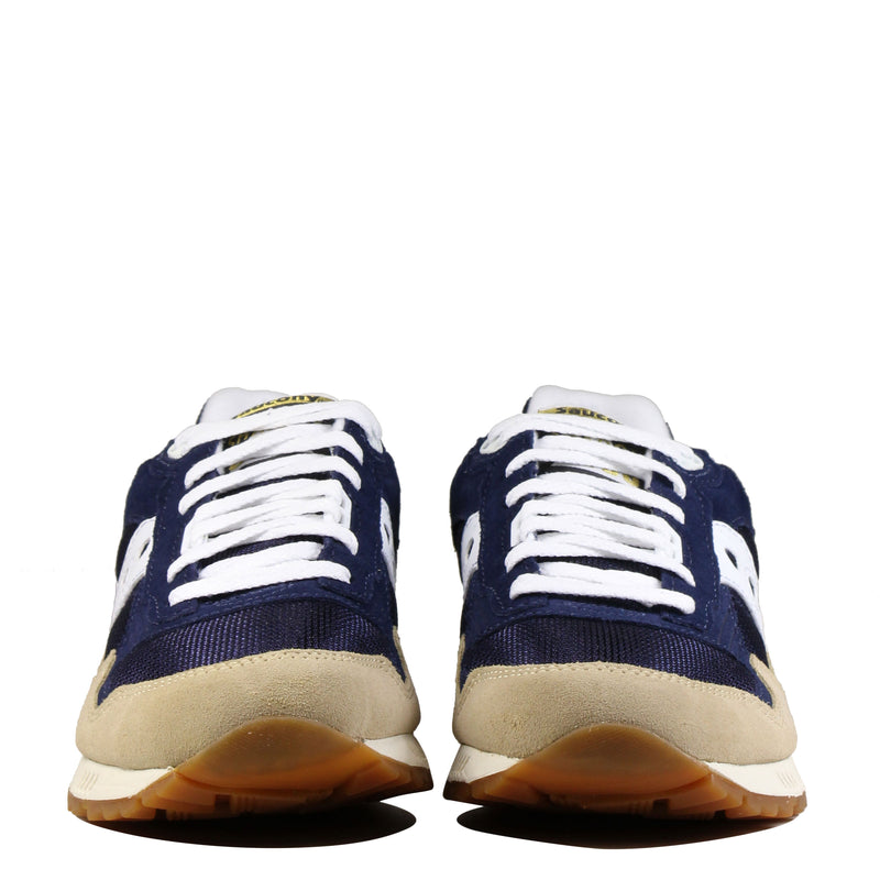 Saucony Shadow 5000 Tan Navy