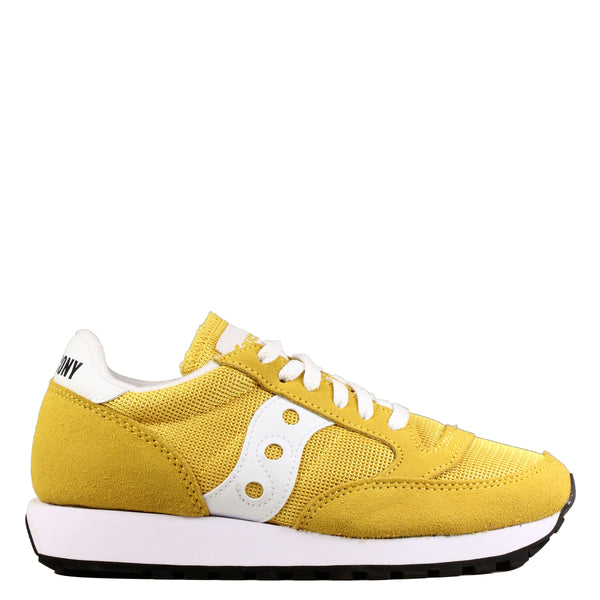 Saucony Jazz Original Yellow White