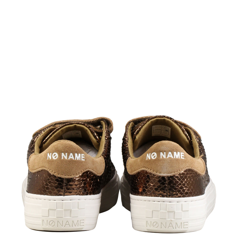 No Name Arcade Straps Bronze Tan