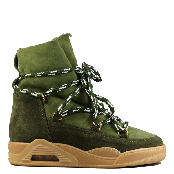 Serafini Moon ZV Military Shearling