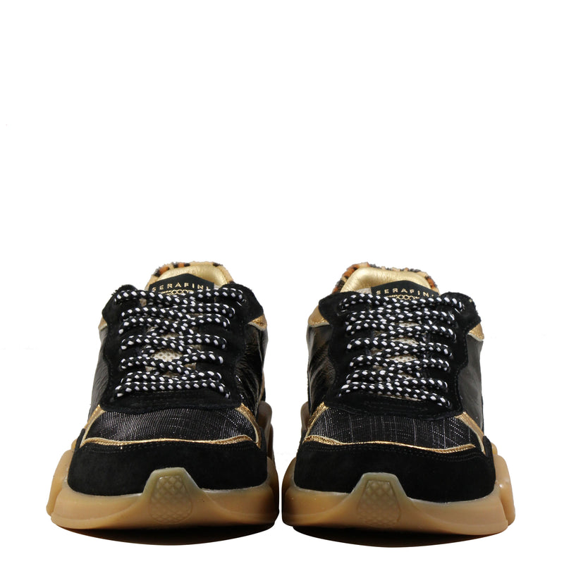 Serafini Oregon 05 Black & Gold