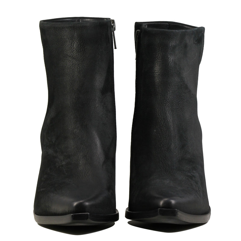 Boots western Lemare 1969 Black Leather
