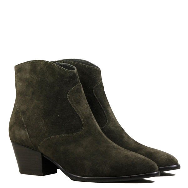 Boots western Ash Heidi Bis Military