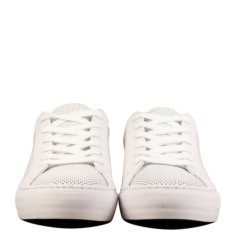 Sneakers blanches No Name Arcade Sneaker Punch Nappa White