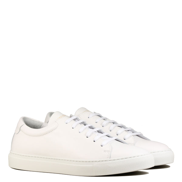 National Standard Edition 3 Cuir White