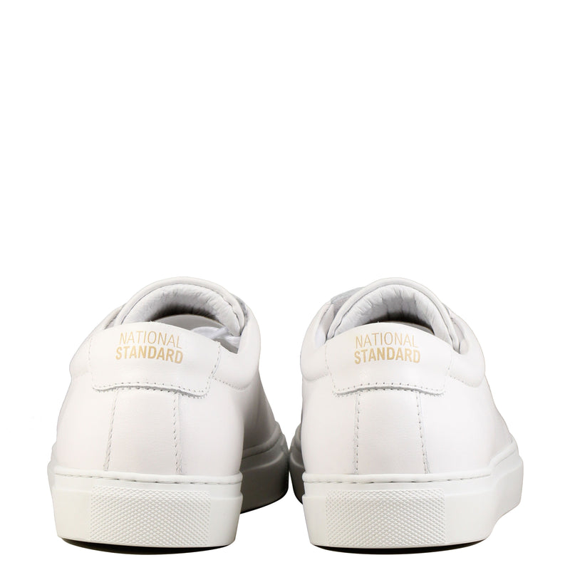 Sneakers National Standard Edition 3 Cuir White