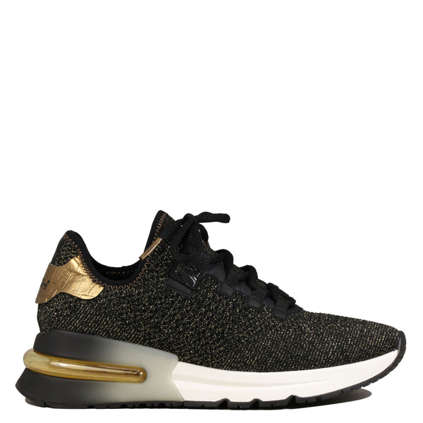 Ash Krush Bis Black/Lurex Gold