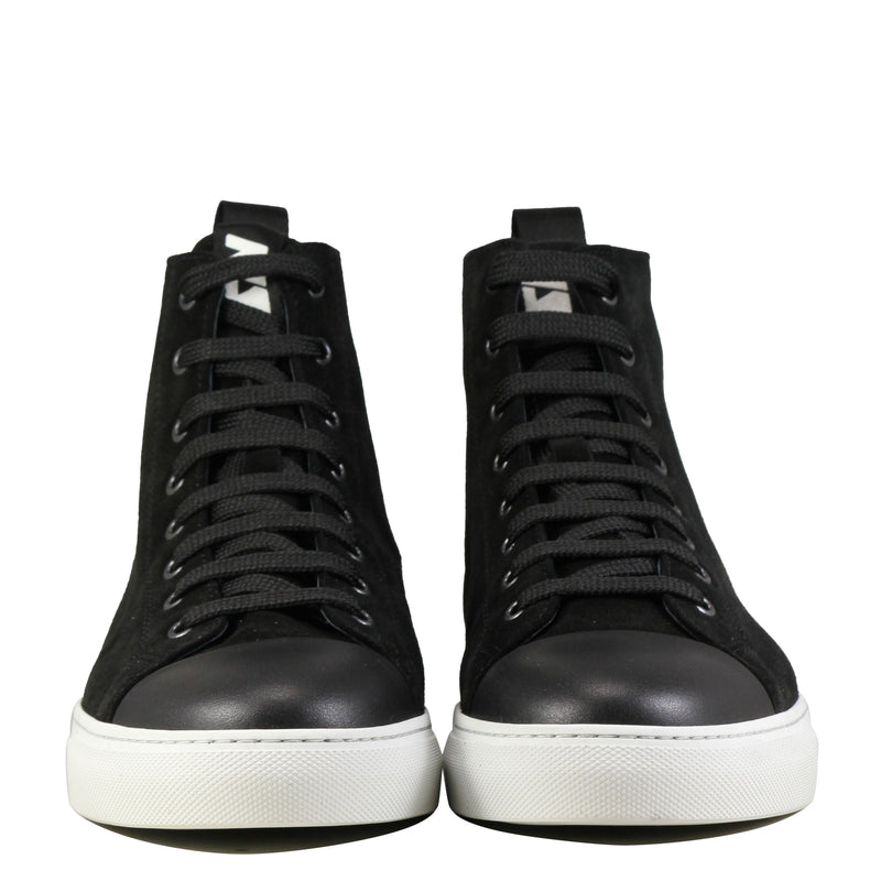 National Standard Edition 2 Black Suede