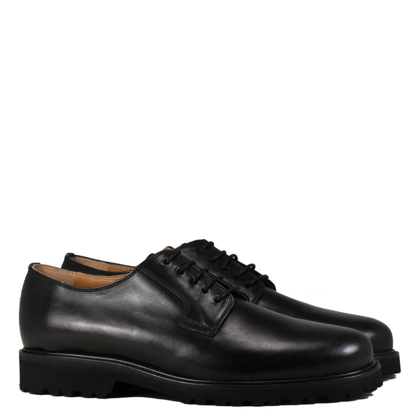 Zespa Derby Cuir Black