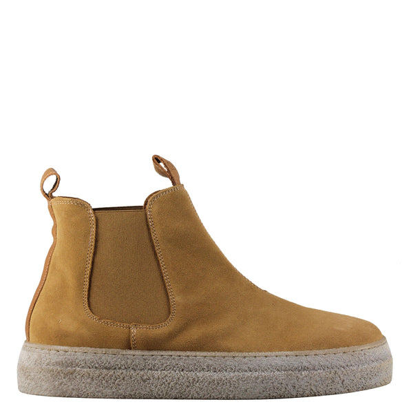 OA Non Fashion Triangle Suede Brandy