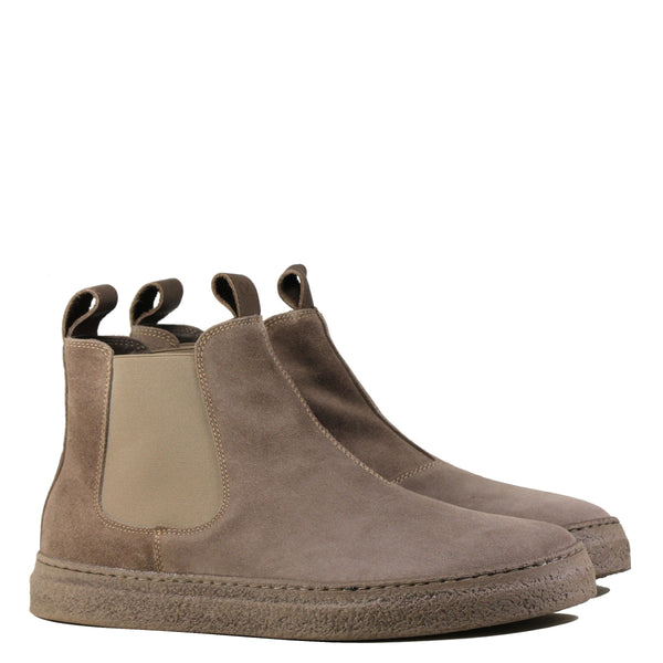 OA Non Fashion Circle Suede Mandorla