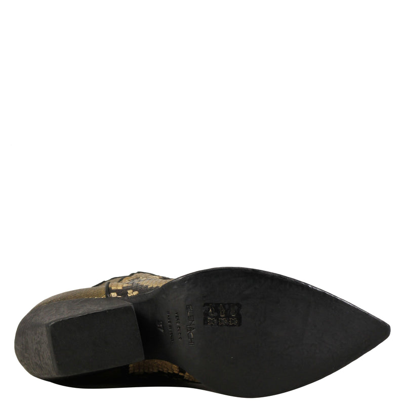 Elena Iachi E2278 Black Gold