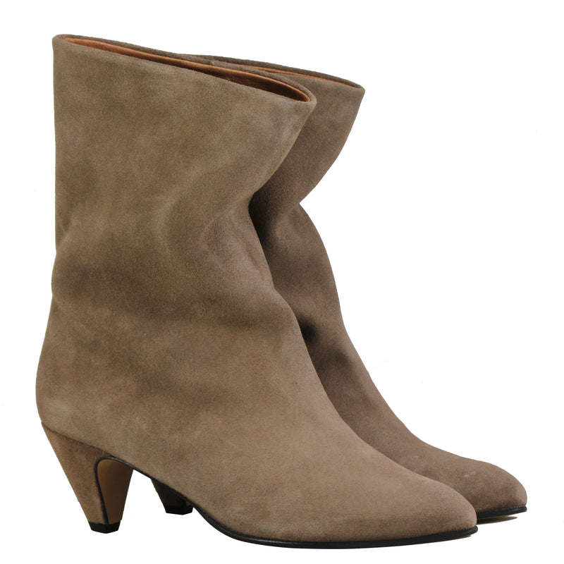 Anonymous Copenhagen Vully 50 Stiletto Dark Taupe