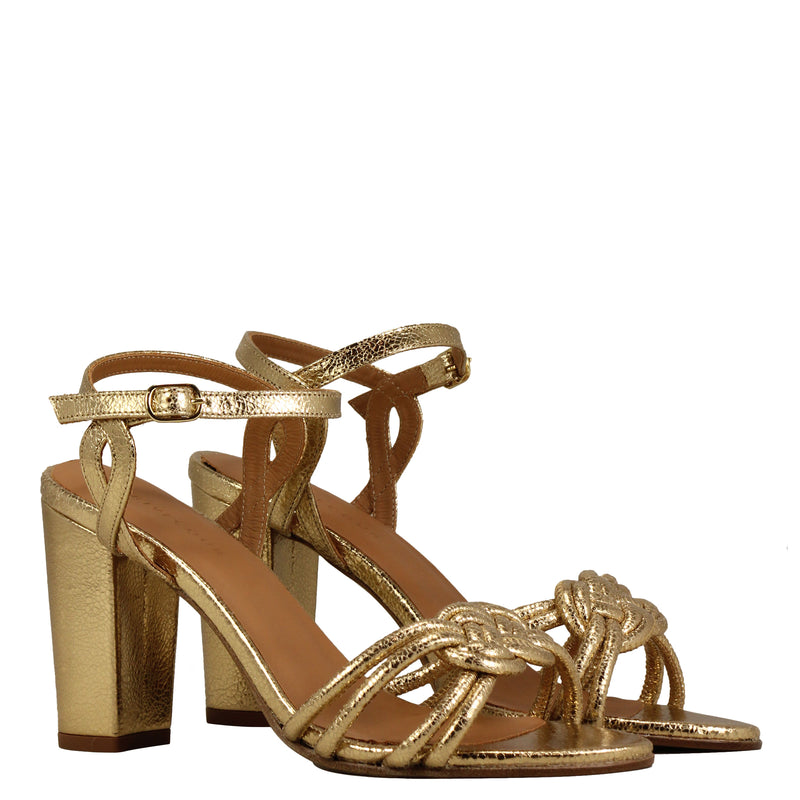 Rivecour 111 Cuir Gold
