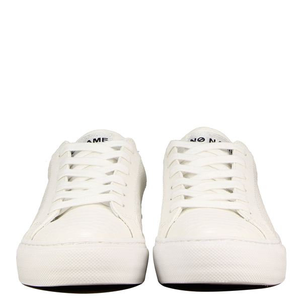 No Name Arcade Sneaker Print S White