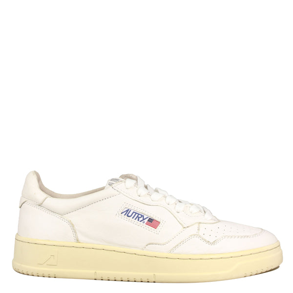 Autry Action Shoes 01 Low Man G. White