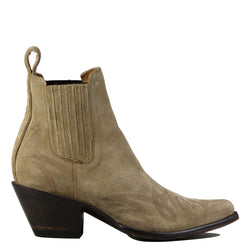 Boots Mexicana Gaucho Long Stitch Tan
