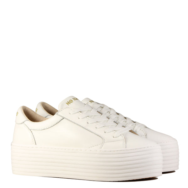 No Name Spice Sneaker White