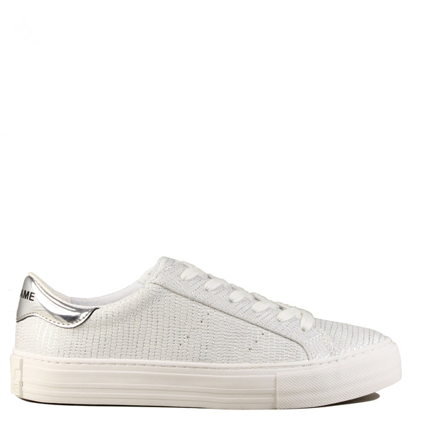 No Name Arcade Sneaker Panama White