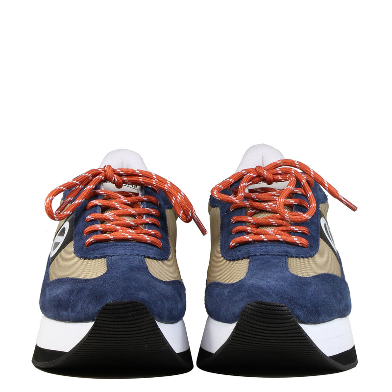 No Name Flex Jogger Navy Sand