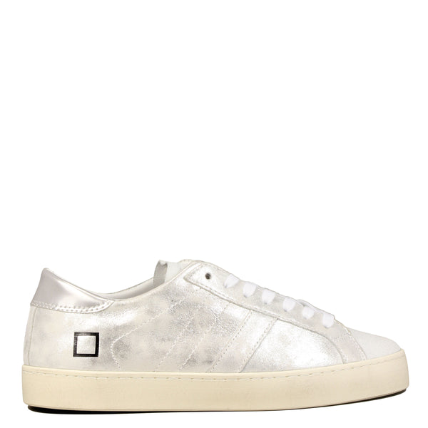 Sneakers argent D.A.T.E Hill Low Stardust Silver