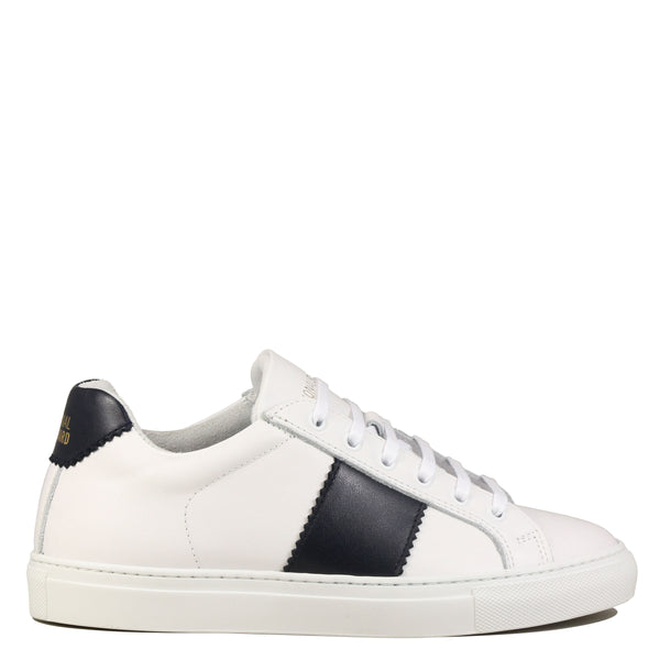 National Standard Edition 4 White Navy New