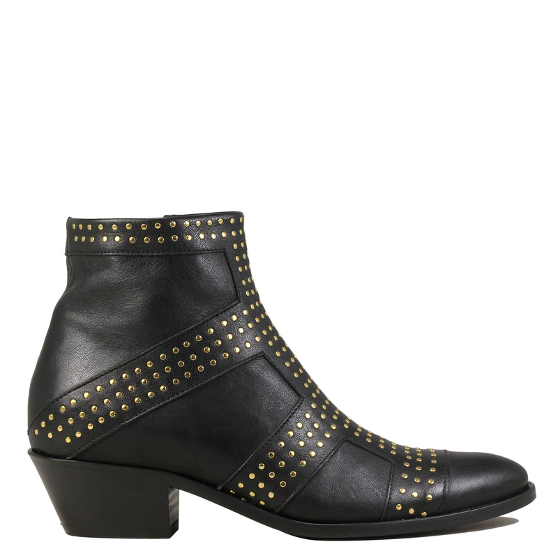 Boots rock Lemare 1793 Black Gold