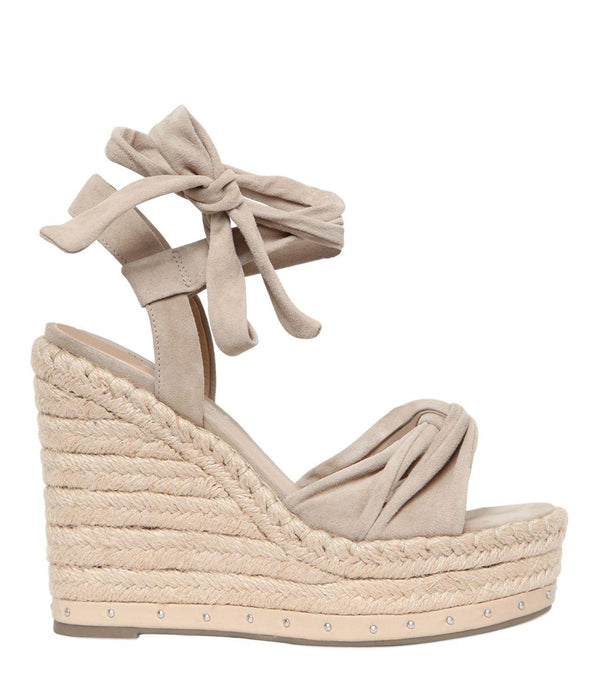 Kendall + Kylie Grayce Sand Suede