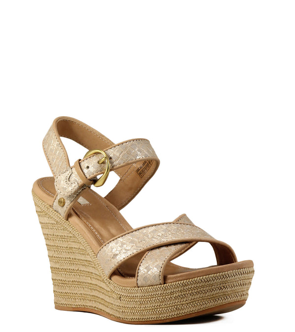 Ugg Jazmine Soft Gold