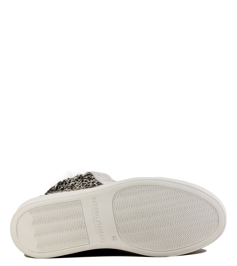 Sneakers blanches National Standard Edition 1 Audrey Lombard