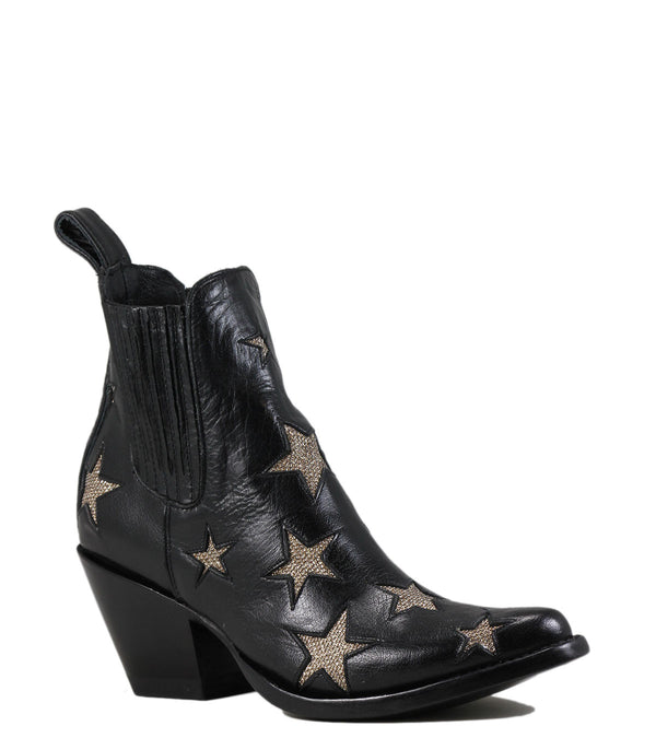 Boots Mexicana Circus Black / Gold