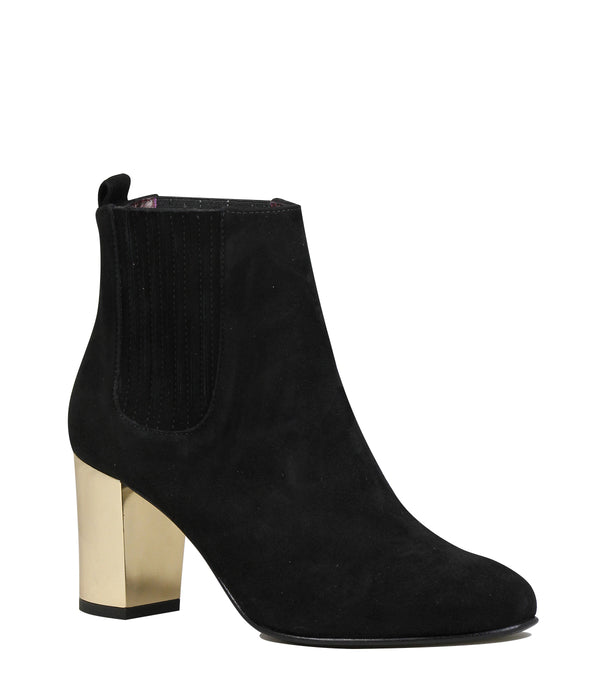 Opening Ceremony Metallic Heeled Brenda Boot
