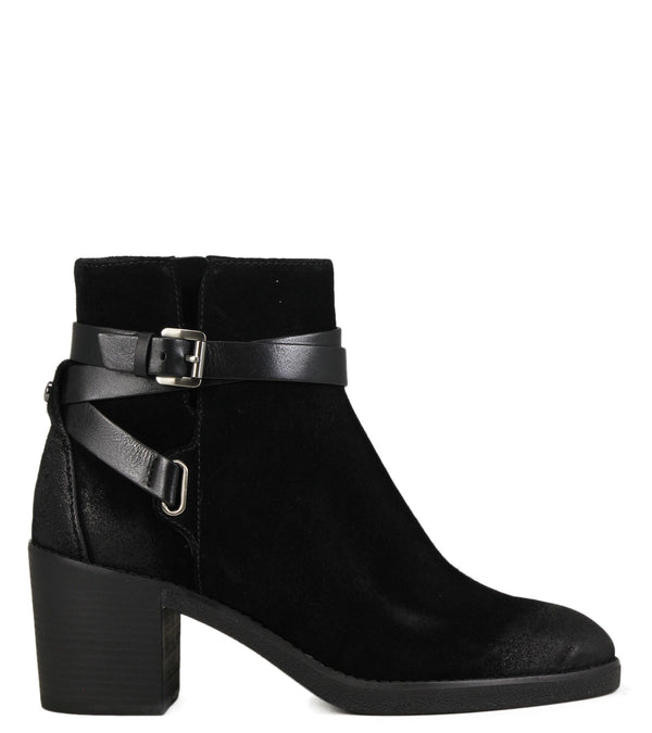 Boots Michael By Michael Kors Fawn Bootie Black