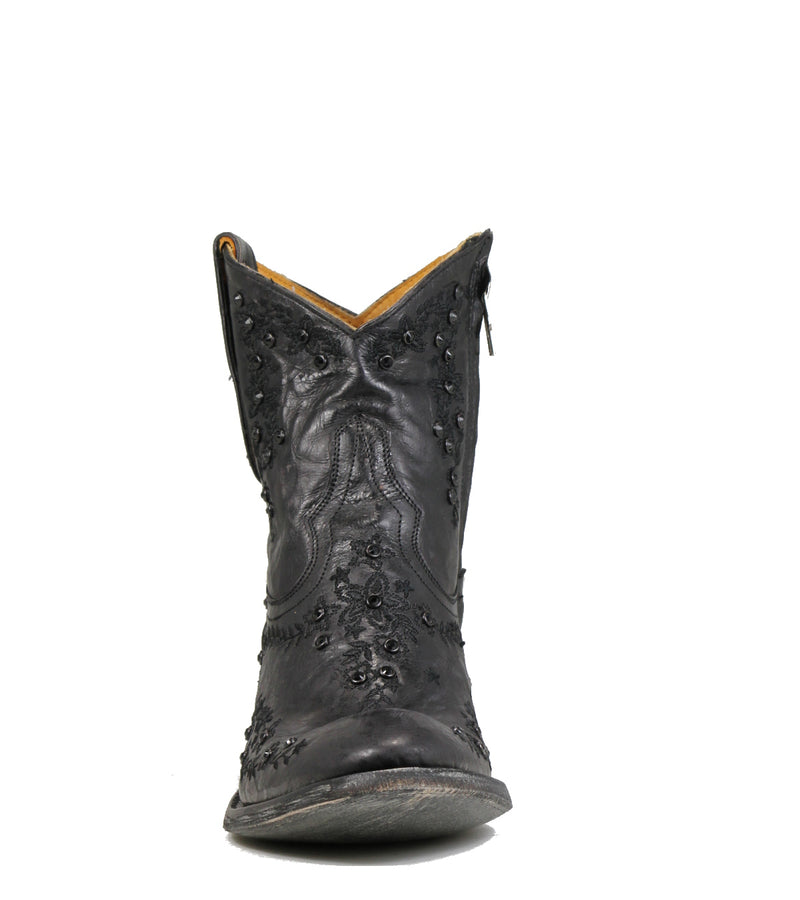 Boots Mexicana Sozey Zipper 7'' Black