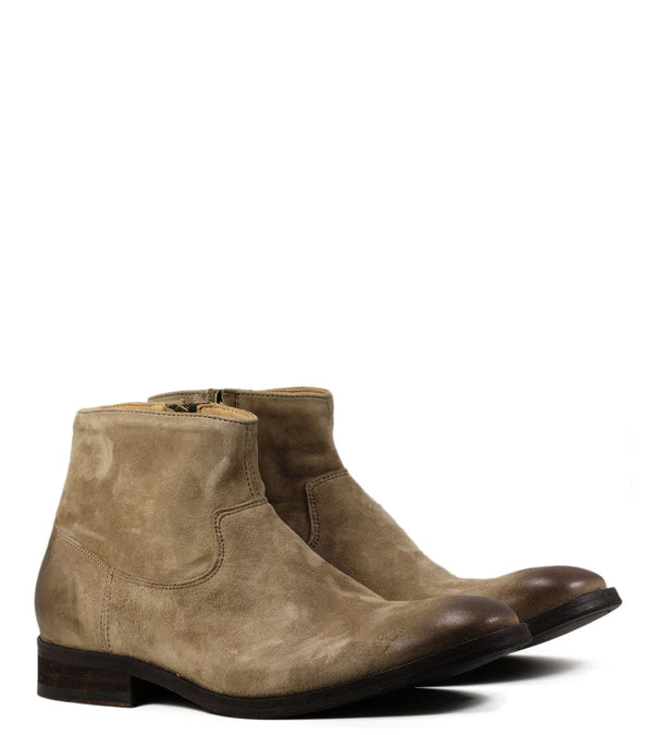 Boots Atelier Voisin Dallas Suede Grey