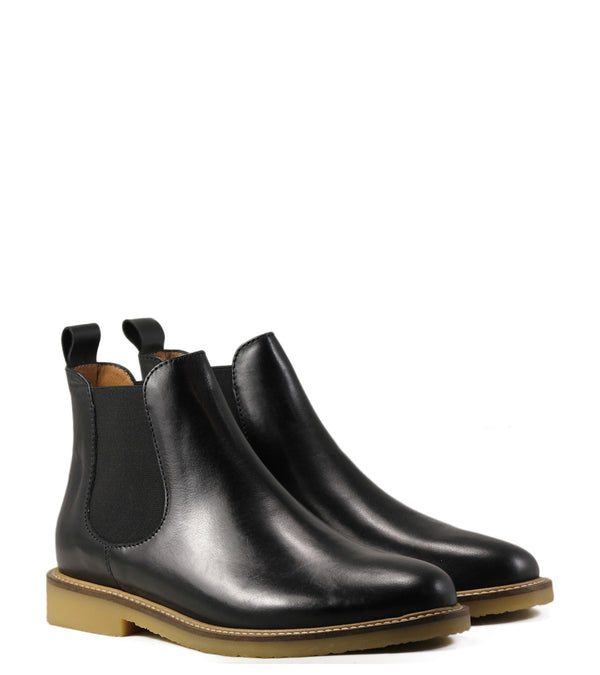 Chelsea Boots Sessun Jim Lane Black