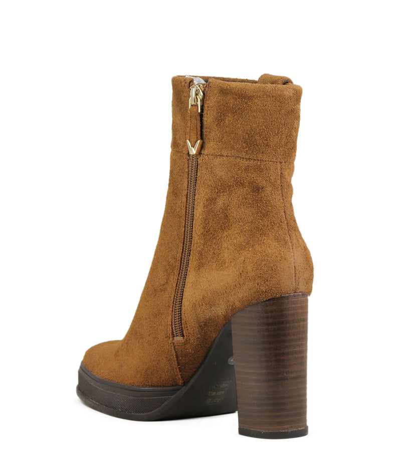 Boots What For WF504 Light brown