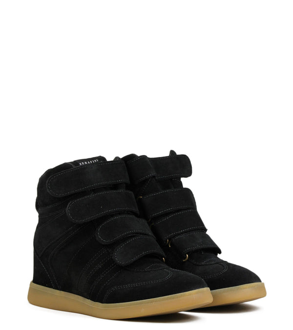 Baskets Serafini Manhattan Black Velcro
