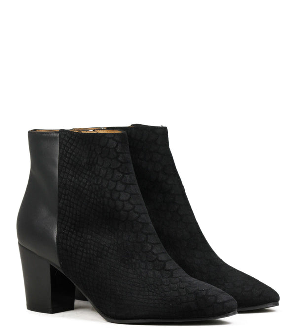 Emma Go Sheffield Snake Black