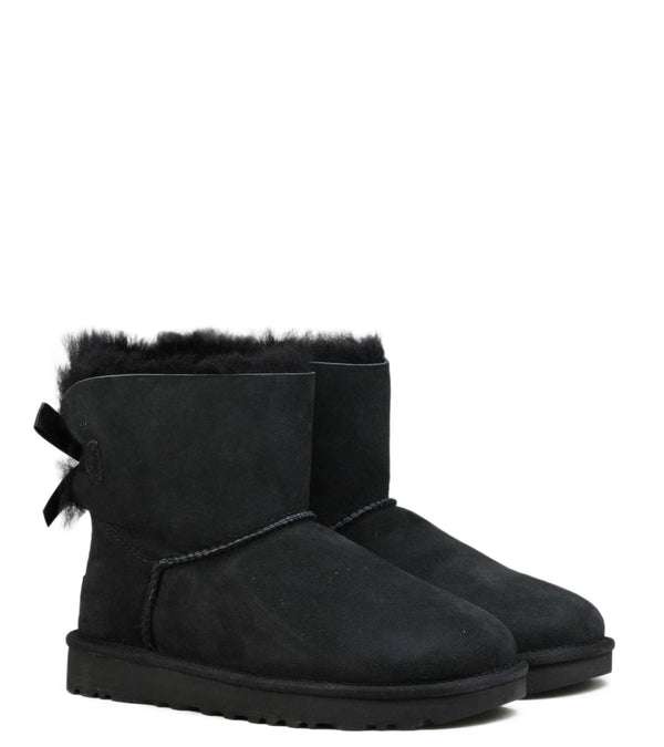 UGG Kids Mini Bailey Bow Black