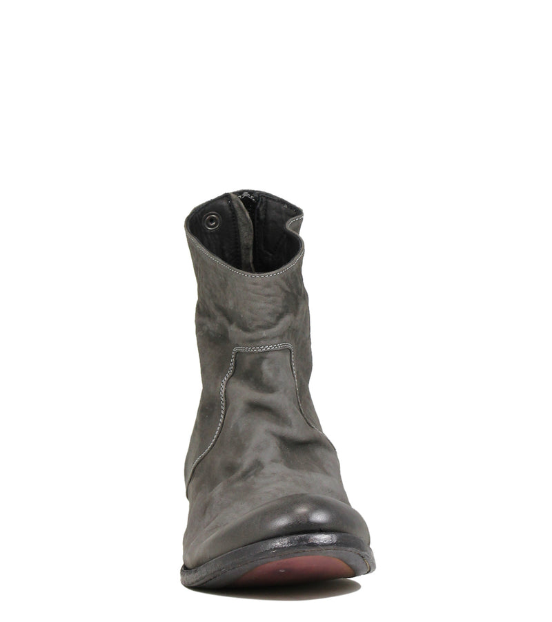 Boots The Last Conspiracy Nicholas Mat Leather Warm Grey