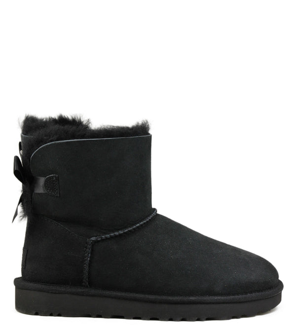 UGG Mini Bailey Bow Black