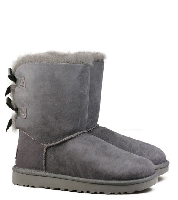 Boots Ugg Bailey Bow Grey