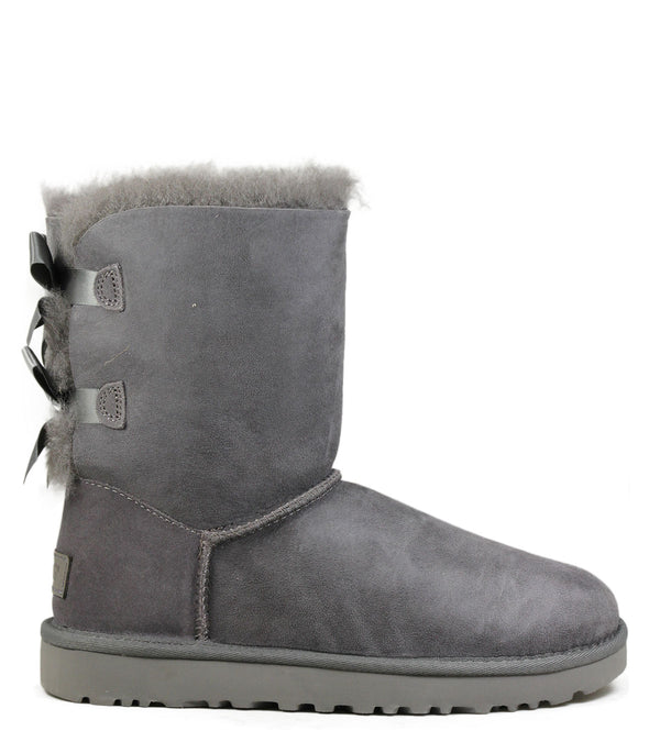 Ugg Bailey Bow Grey