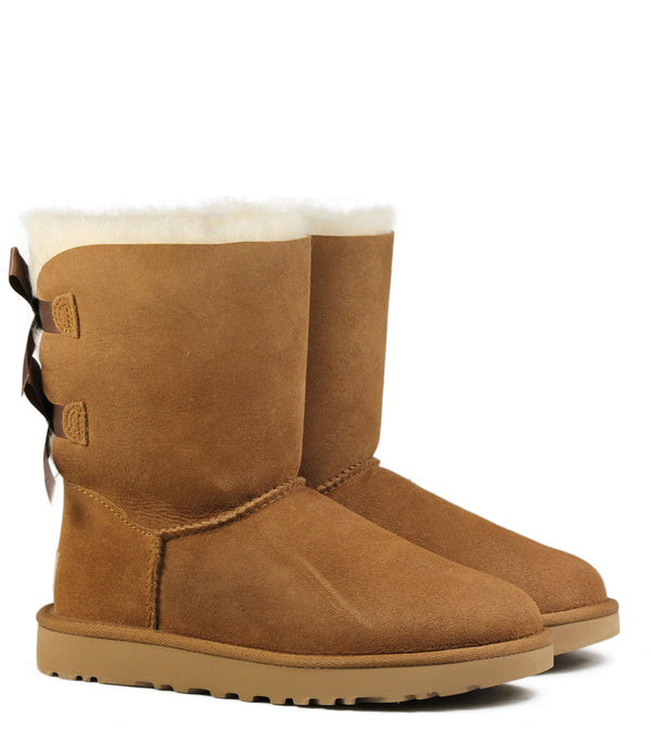 Ugg Bailey Bow Chestnut