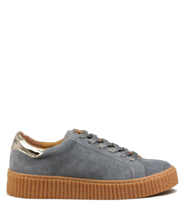 Baskets plateau No Name Picadilly Sneaker Black Mastic