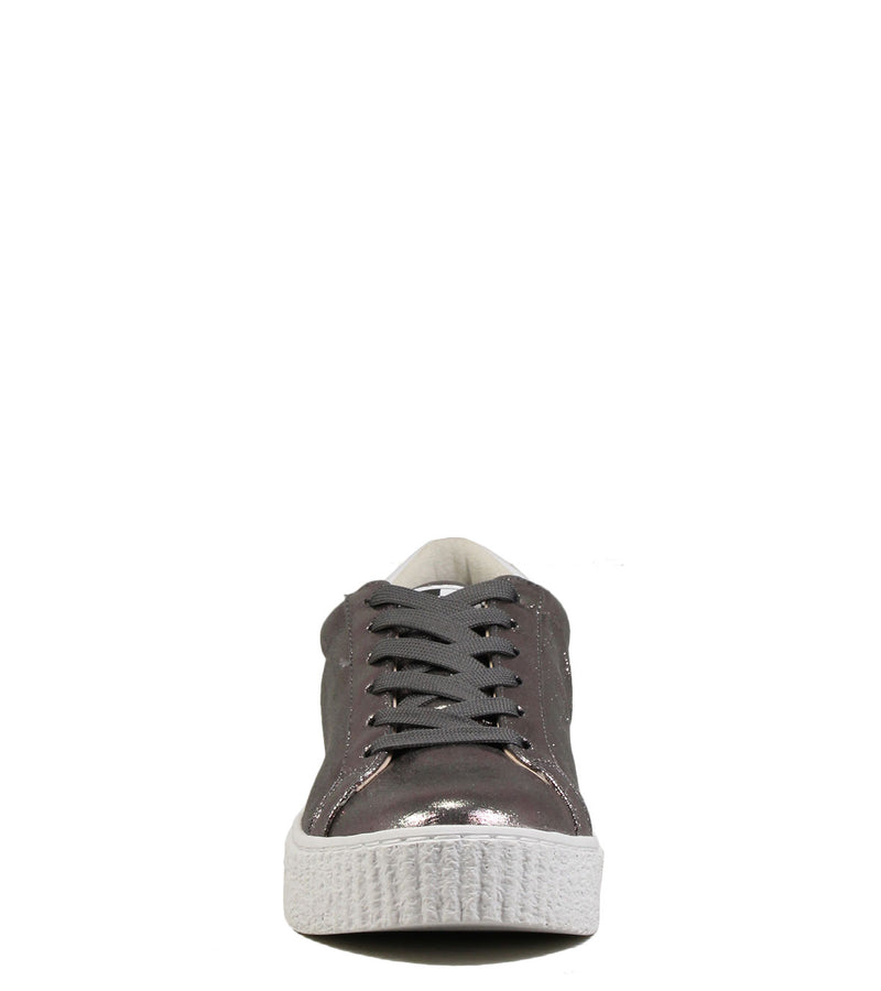 Baskets plateau No Name Picadilly Sneaker Buzz Acier