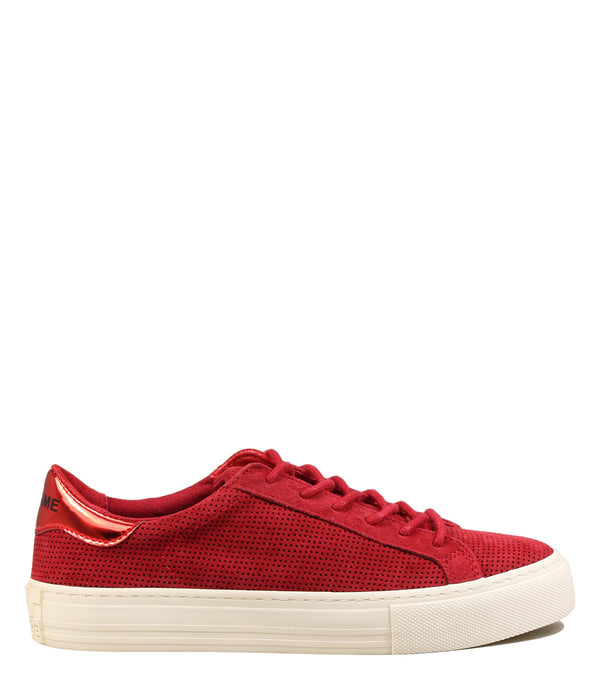No Name Arcade Sneaker Punch Cerise