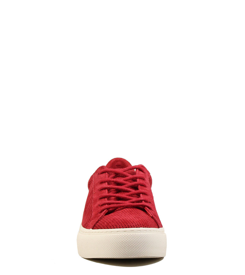 Baskets perfo No Name Arcade Sneaker Punch Cerise
