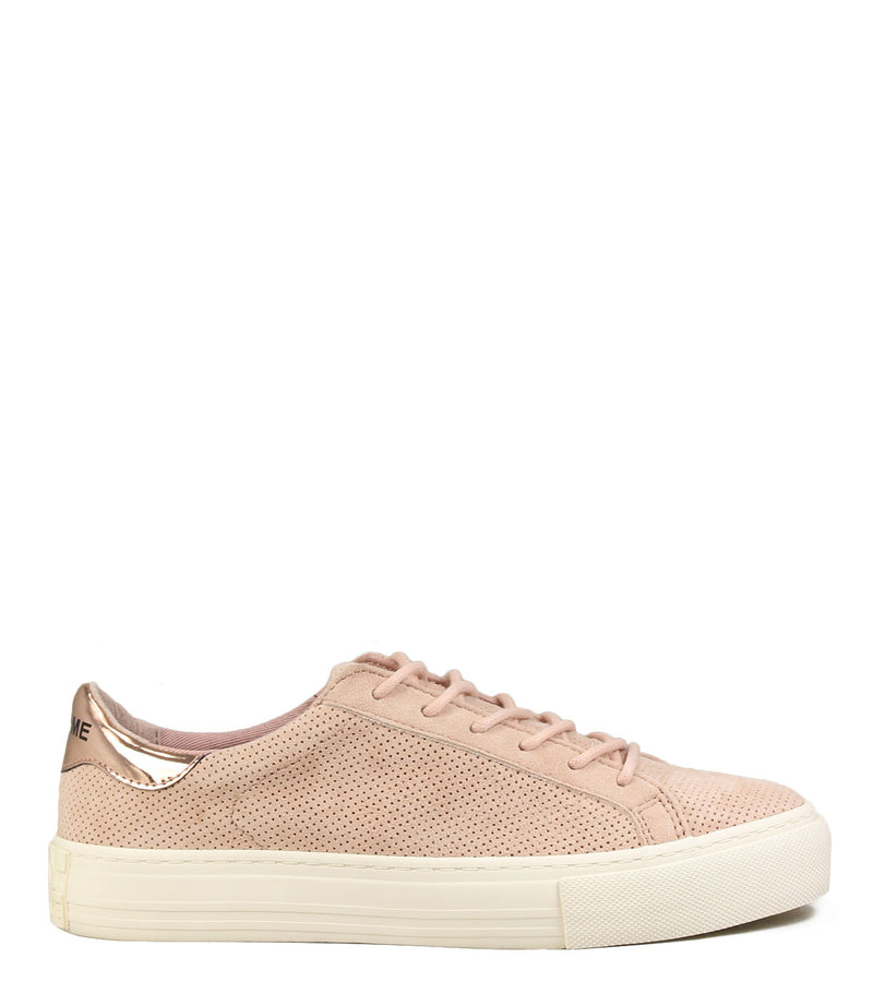 Baskets perfo No Name Arcade Sneaker Punch Dragee